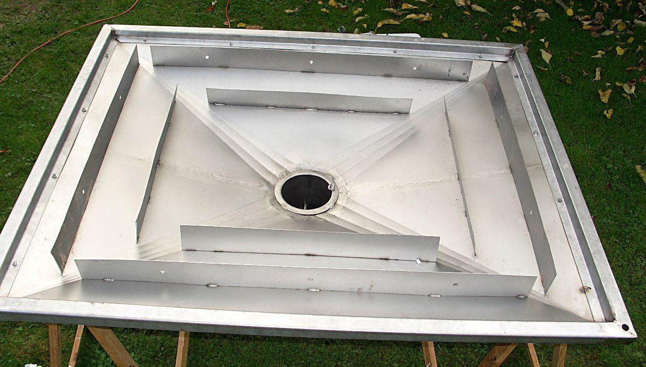 eigenbau eines gemauerten r ucherofens. Black Bedroom Furniture Sets. Home Design Ideas