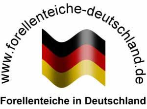 Forellenteiche in Deutschland
