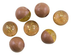 Berkley Powerbait Floating Eggs Garlic - Brown